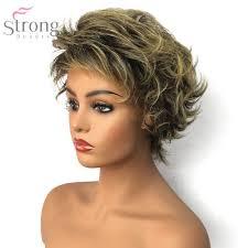Pixie Hair Natural