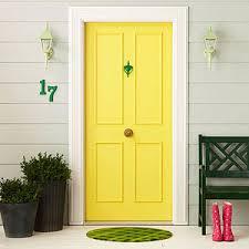 front doorBest Colors for Front Doors