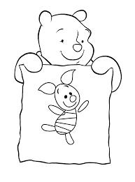Elegant Kleurplaat Winnie De Pooh Beterschap Klupaatswebsite