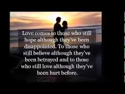 It Hurts To Love Someone And Not Be Love In Return YouTube Magnificent Download Picture About Loving Someone Who Dont Love You