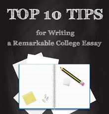college infographic archives e learning infographics top 10 tips for writing a remarkable college essay infographic