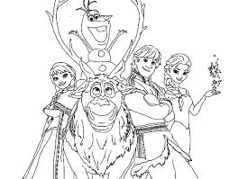 Frozen Coloring Sheets Free Free Frozen Coloring Pages Free Online