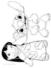 Lilo And Stitch Coloring Page Lilo And Stitch Coloring Page Lilo