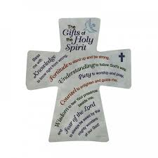 the gifts of the holy spirit cross