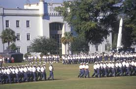 Image result for 14 cadets disciplined at Citadel; some wore KKK-like garb