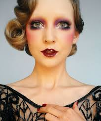 the 50 most jaw dropping halloween makeup ideas on insram 1920 makeup flapper makeup