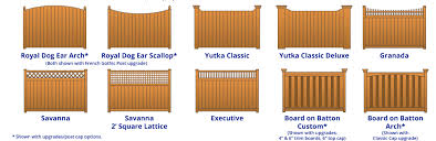 Pictures of wooden fences Lattice Customfencedwgs Home Stratosphere Commercial Wood Fence Yutka Fence Kenosha Wi