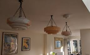 customer s example of how they used s purchased from light fix 3 hook ceiling plate