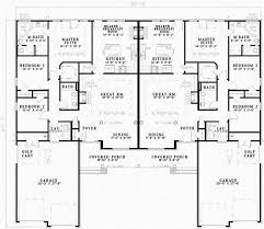 Plans 3 Br Duplex House Plans 3 Free Home Design Images4 Bedroom Duplex Floor Plans