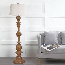 Helton Resin 67 Floor Lamp
