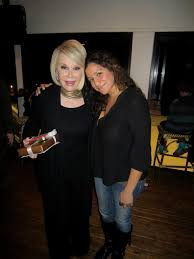 Remembering Joan Rivers: An Interview With Talia Harari | The Handsome  Timmy D Express