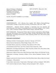 cover letter sample professor resume adjunct faculty cover letter