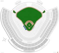 Chase Field Seating Chart Infield Reserve Los Angeles Dodgers Seating Guide Dodger Stadium