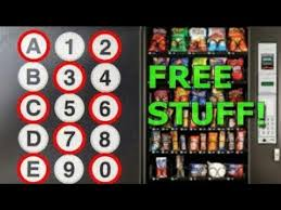 Top 5 Vending Machine Hacks Adorable Hack Any Vending Machine And Get Free Stuff Easily