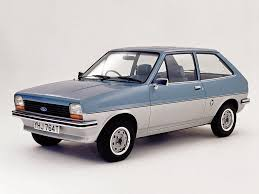 Avengers in Time: 1976, Cars: Ford Fiesta MkI
