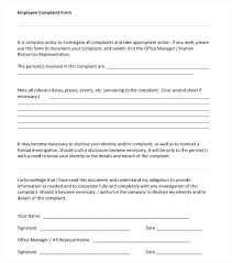 7 Patient Complaint Form Samples Free Sample Example Format Download