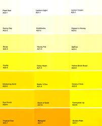 Behr Color Charts
