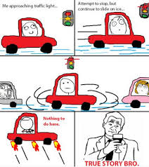 FunniestMemes.com - Funniest Memes - [Me Approaching Traffic Light] via Relatably.com