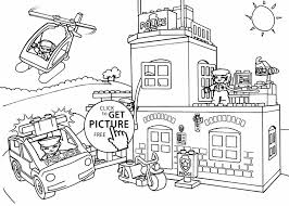 Small Picture Page Policeman Printable Free For Kids To Print Coloring Police