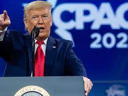 CPAC: Trump to make first post-White ...