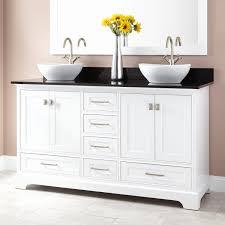 two sink vanity. Double Vessel Sink Vanity Lovely Kitchen Ideas White Two 60 Inch Bathroom S