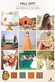 Walk Down the Aisle in 2017\u0027s Popular Wedding Colors | Tree Hut ...