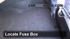interior fuse box location 2011 2016 chrysler 300 2012 chrysler locate interior fuse box and remove cover