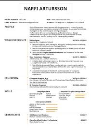 Graphic Designer Resume Sample Art Design Resume Samples From Real Professionals Who Got