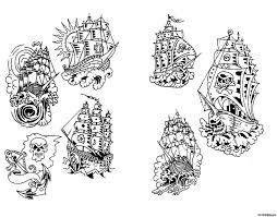 тату корабли эскизы татуировок татуировки лучшие эскизы фото