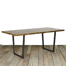 decorating glamorous rustic wood and metal dining table 7 room creative furniture for furnishing design decoration