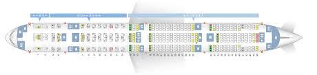 Seat Map Boeing 777 300 Etihad Airways Best Seats In The Plane