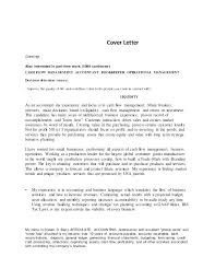 Proper Greeting For Cover Letter Greeting For Cover Letter See