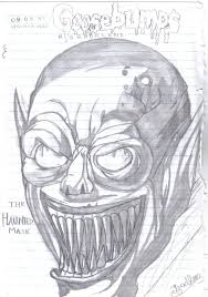 Small Picture Goosebumps The Haunted Mask by Hakuisthebest on DeviantArt