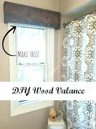 sliding door valance wood valance an inexpensive and easy window treatment for sliding door coverings covering sliding door curtains with valance