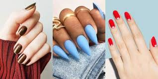 10 Best Nail Shapes Of 2019 What Nail Shape Is Best For