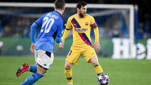 Preview and stats followed by live barcelona vs napoli. Barcelona Vs Napoli Score Barca Gets Key Champions League Away Goal Busquets Vidal Will Miss Second Leg Cbssports Com