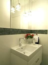light bathroom pendant lighting throughout bathroom pendant lighting ideas