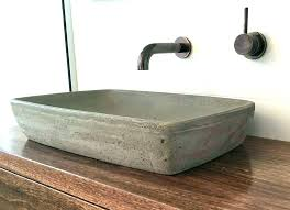 diy concrete sink. Simple Diy Concrete  For Diy Concrete Sink E