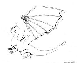Nice Dessin De Dragon Facile A Faire Un Dessin De Dragon