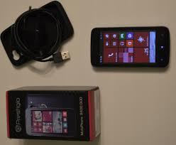 Prestigio MultiPhone 8400 DUO ...