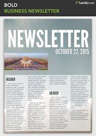 Magazine Newsletter Design 13 Best Newsletter Design Ideas To Inspire You Lucidpress