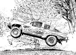 Small Picture Blank Car Coloring Pages Coloring Coloring Pages