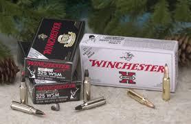 New Winchester 325 Wsm