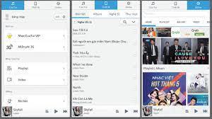 Giữa Nhaccuatui và Zing MP3, anh em chọn app nghe nhạc nào?