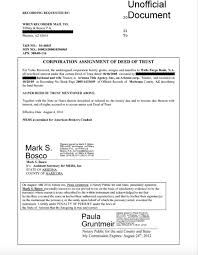 Sample Deed Of Trust Form Magnificent Foreclosure Fraud Is Supposed To Be A Thing Of The Past But It