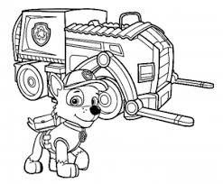 You get to color paw patrol pages and so many different dogs pages with your finger. Paw Patrol Free Printable Coloring Pages For Kids