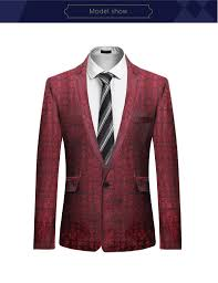 Slim Fit Suits Designer Suit Jacket Fashion Jacquard Design Fabric Single Breasted Mens Slim Fit Suits Italian Suits Young Mens Suits Cream Dinner Jacket Designer Tuxedos