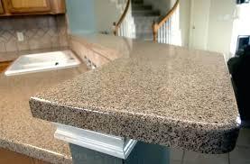 refinishing laminate countertops best refinish on dining santa laminate countertop resurfacing