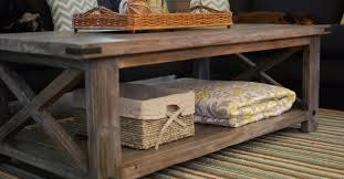 Diy rustic coffee table Table Plans Diy Rustic Coffee Table Hometalk Diy Rustic Coffee Table Hometalk