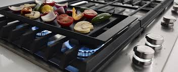 Delighful Kitchenaid 5 Burner Gas Grill Cooktops That Offer Precise Control And Inside Decorating Ideas